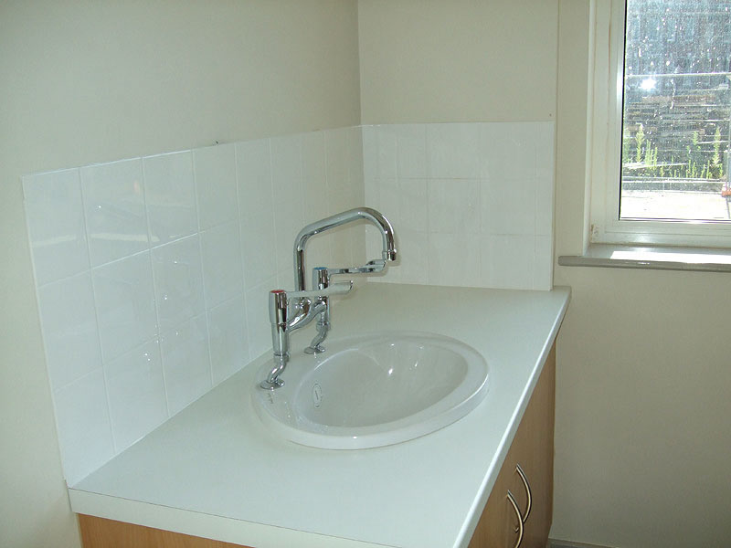 Hygienic panel gallery composite fibreglass mouldings for Sink splashback ideas